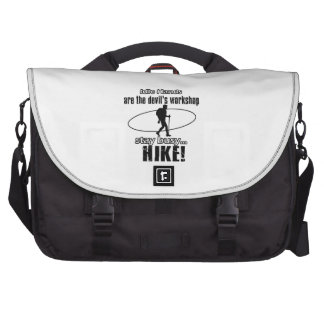 Cool hiking designs bags for laptop