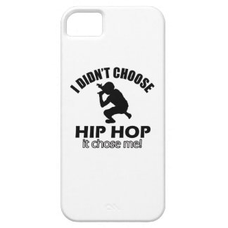 Cool Hip Hop designs iPhone 5 Covers