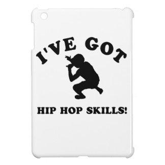 COOL HIP HOP SKILLS designs iPad Mini Cases