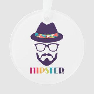 cool hipster cool hat glasses fun beard