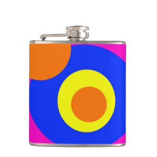 Cool Hipster Hip Flask