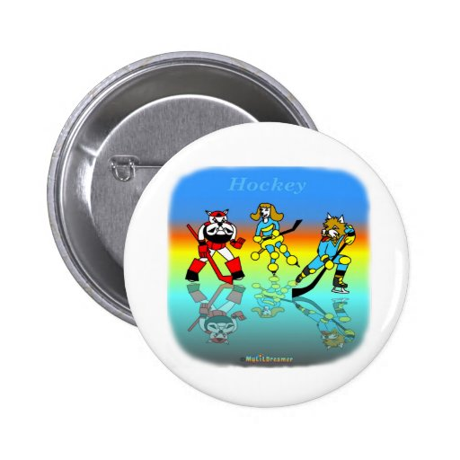 Cool hockey gifts for kids pins