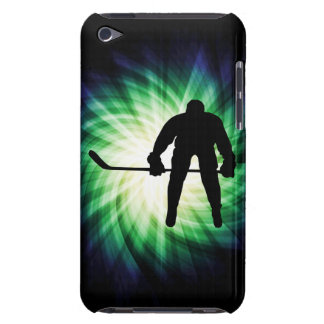 Cool Hockey Player iPod Touch Case