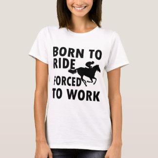 Cool Horse Riding Designs T-Shirt