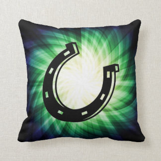 Cool Horseshoe Pillow