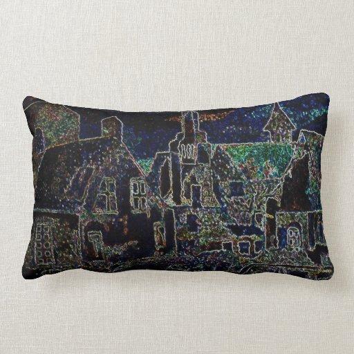 cool house throw pillows