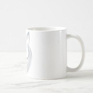 Cool Hunting Coyote Logo Coffee Mug