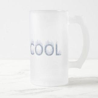 Cool - Ice Cold Drinks Glass Coffee Mugs
