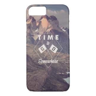 Cool iPhone case explore the world