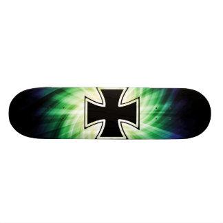 Cool Iron Cross Skate Board