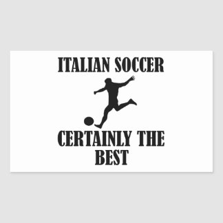 cool Italian soccer designs Sticker