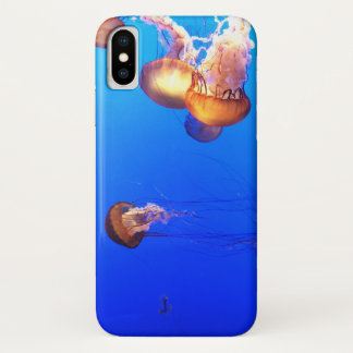 Cool Jellyfish iPhone Case