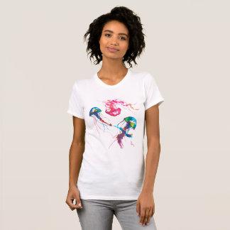 Cool Jellyfishes - Alternative Apparel T-Shirt