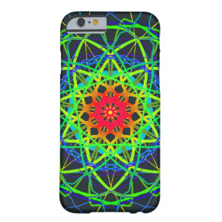 Cool Kaleidoscope Pattern iPhone 6/6s Barely There iPhone 6 Case