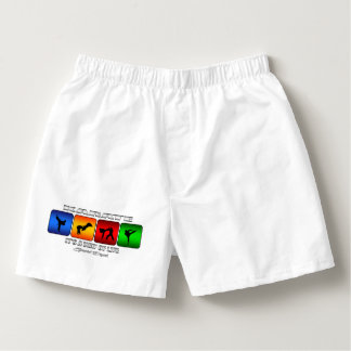 Cool Karate It Is A Way Of Life Boxers