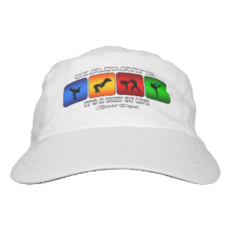 Cool Karate It Is A Way Of Life Headsweats Hat