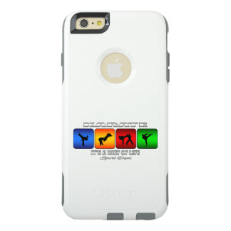 Cool Karate It Is A Way Of Life OtterBox iPhone 6/6s Plus Case