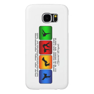 Cool Karate It Is A Way Of Life Samsung Galaxy S6 Cases