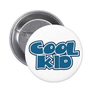 Cool Kid 2 Inch Round Button