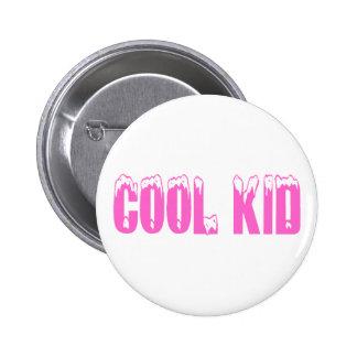 Cool Kid (Pink) Pins