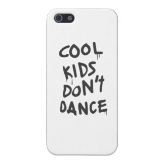 Cool Kids Dont Dance iPhone 5 Case