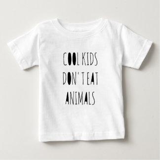 Cool Kids Don't Eat Animals Shirt