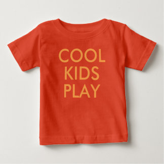 Cool Kids Play | Kids Bright Cute Baby Bodysuit