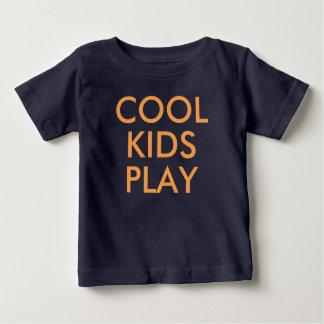 Cool Kids Play | Kids Bright Cute Baby Tshirt