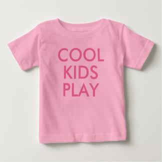 Cool Kids Play | Kids Pink Cute Baby Bodysuit