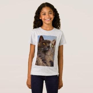 Cool Kitty Girls' Fine Jersey T-shirt