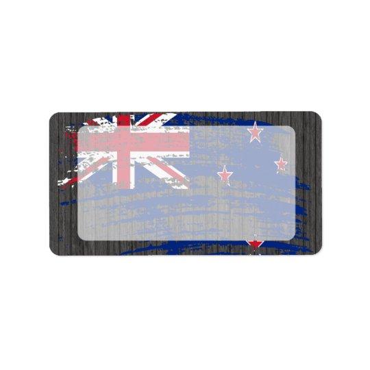 Cool Kiwi flag design