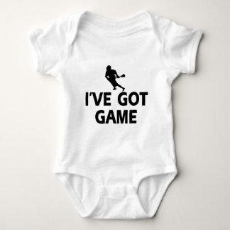 cool lacrosse designs baby bodysuit