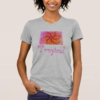 Cool Ladies Tropical Shirt