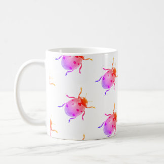 Cool Lady Bugs Coffee Mug