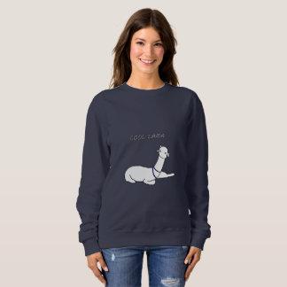 cool lama sweatshirt