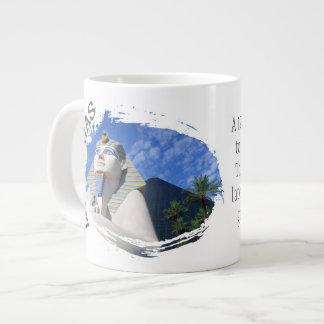 Cool Las Vegas Jumbo Mug! Large Coffee Mug