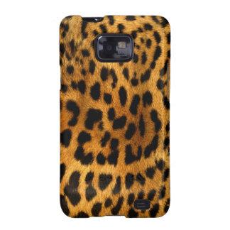 cool leopard skin effect galaxy s2 case