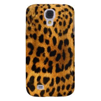 cool leopard skin effect galaxy s4 case