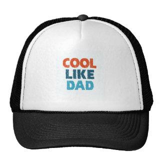 cool like dad trucker hat