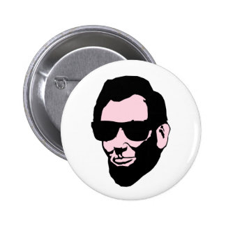 Cool Lincoln 2 Inch Round Button