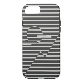 Cool line landscape Case-Mate iPhone case