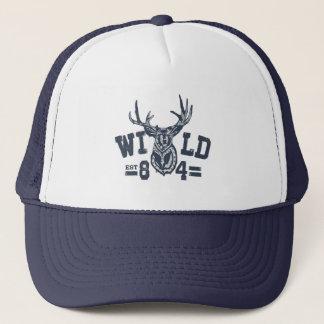 """cool logo """"wield"""" trucker hat"""