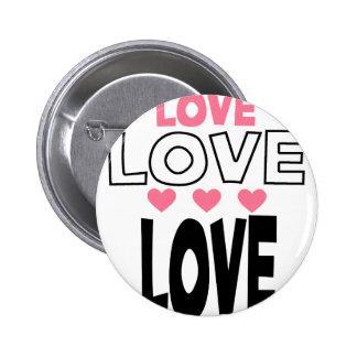 cool love designs 2 inch round button