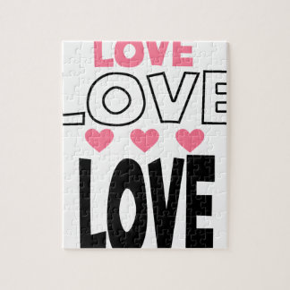 cool love designs jigsaw puzzle