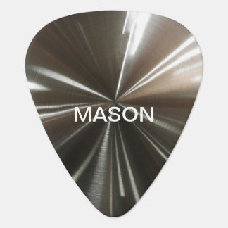 Cool Luxury Monogram Guitar Picks