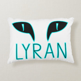 Cool Lyran Cat Pillow
