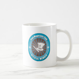 Cool Magicians Club Coffee Mug