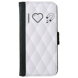 Cool Magnet iPhone 6 Wallet Case