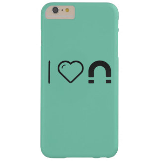Cool Magnetic Force Barely There iPhone 6 Plus Case