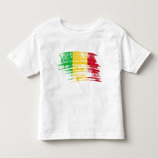 Cool Malian flag design Toddler T-shirt